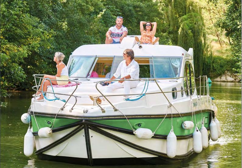 VNF - NICOLS, un partenariat innovant pour un tourisme fluvial plus vert
