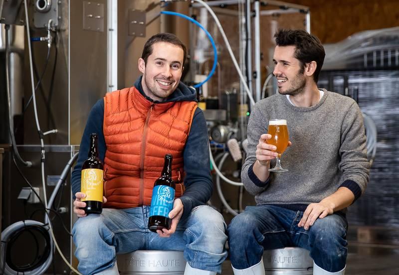 TÊTE HAUTE: Reinventing Social Brewing