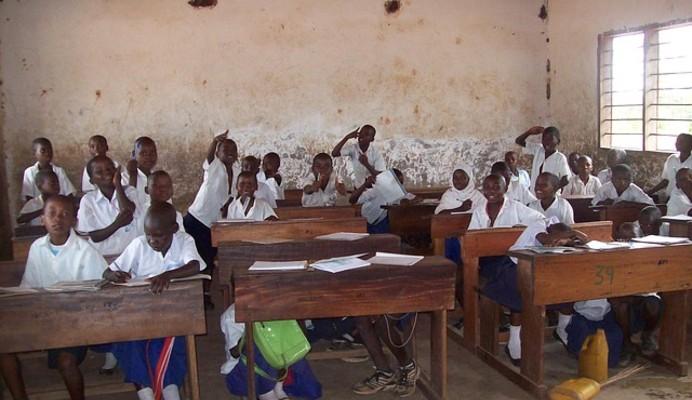« Les écoles du désert » avec CORA