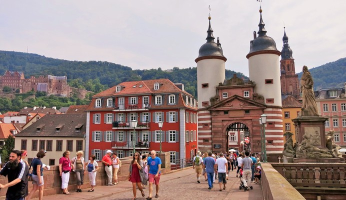 The CITY OF HEIDELBERG in Germany: a sustainable model