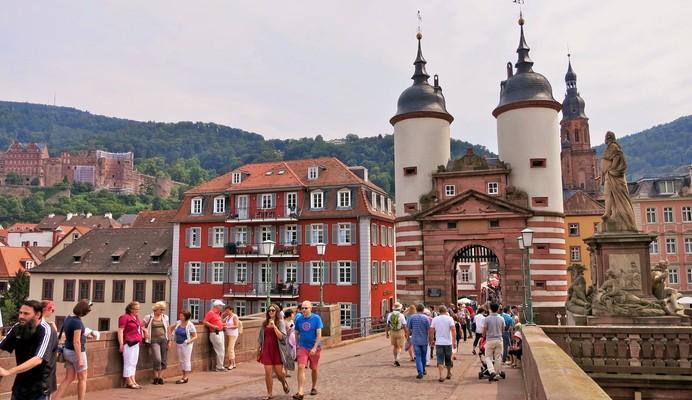 LA VILLE DE HEIDELBERG en Allemagne : un modèle durable