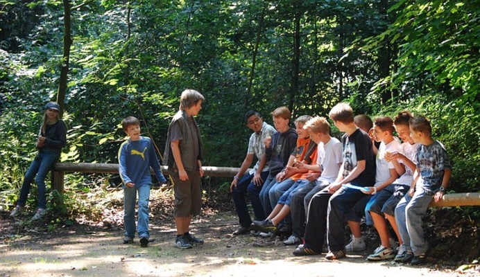 GROUPE 3SI - Un programme d'éducation à l'environnement pour les enfants