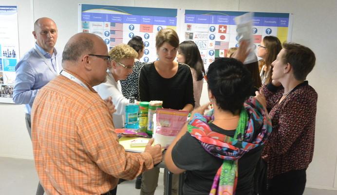 Le « Group Welcome Seminar » : Un séminaire interactif de découverte du Groupe ROQUETTE