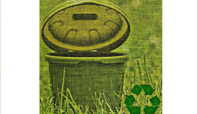AUDIOPTIC recycle 19 déchets différents