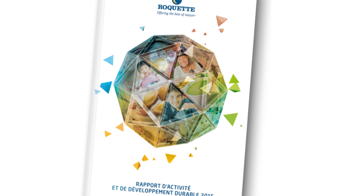 ROQUETTE makes its sustainable development and activity report accessible