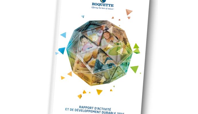 ROQUETTE rend accessible son rapport d'activité et de développement durable