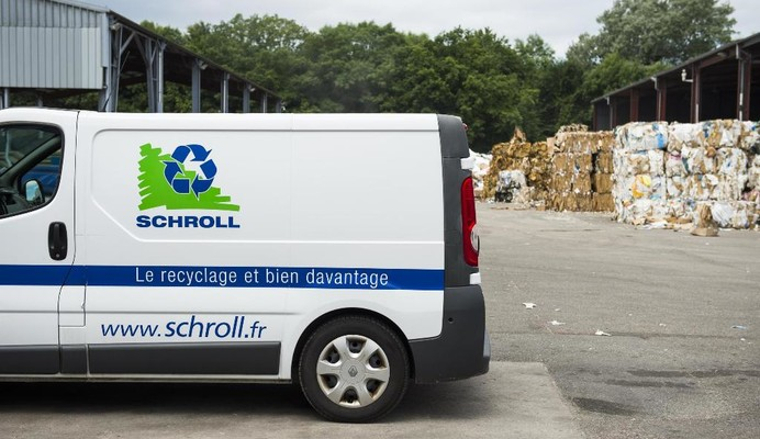 SCHROLL recrute en zone sensible avec le dispositif « Emploi d'avenir »