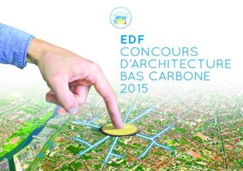 EDF encourages eco-construction and circular urbanism through the Architecture Contest 'Low Carbon'