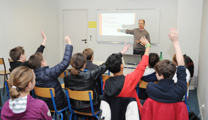 SNCF commits to sustainable mobility education