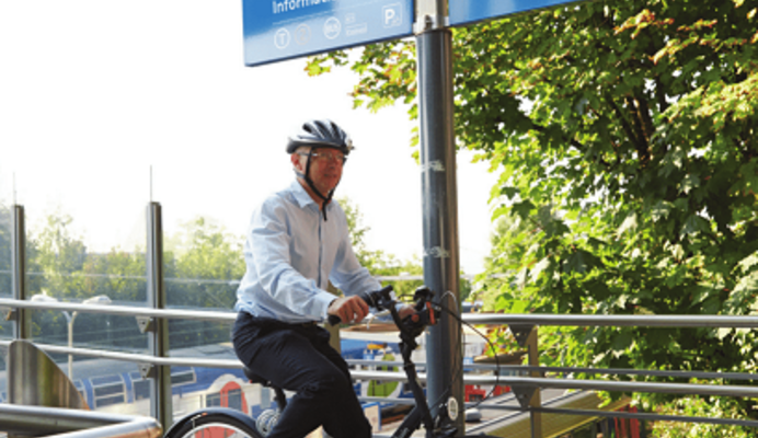 SNCF commits for sustainable mobility