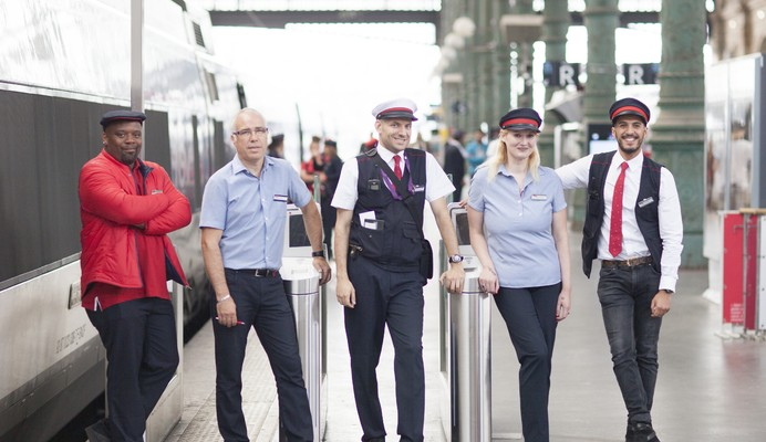 SNCF strives for a diverse workforce