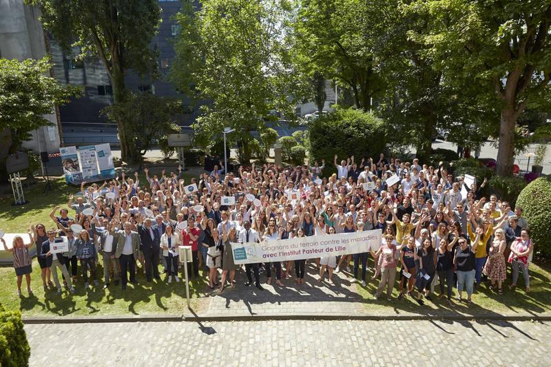 L'INSTITUT PASTEUR DE LILLE challenge et fédère son campus grâce à la RSE